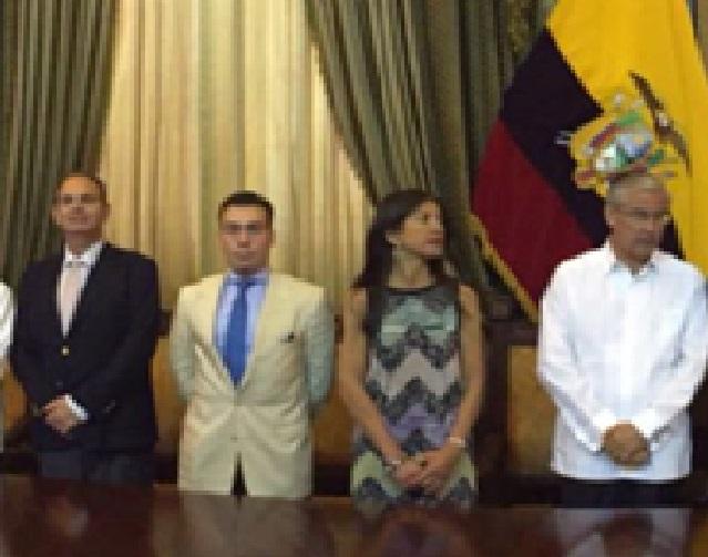 Seminario Internacional De Transparencia Y Buen Gobierno En La Universidad De Guayaquil
