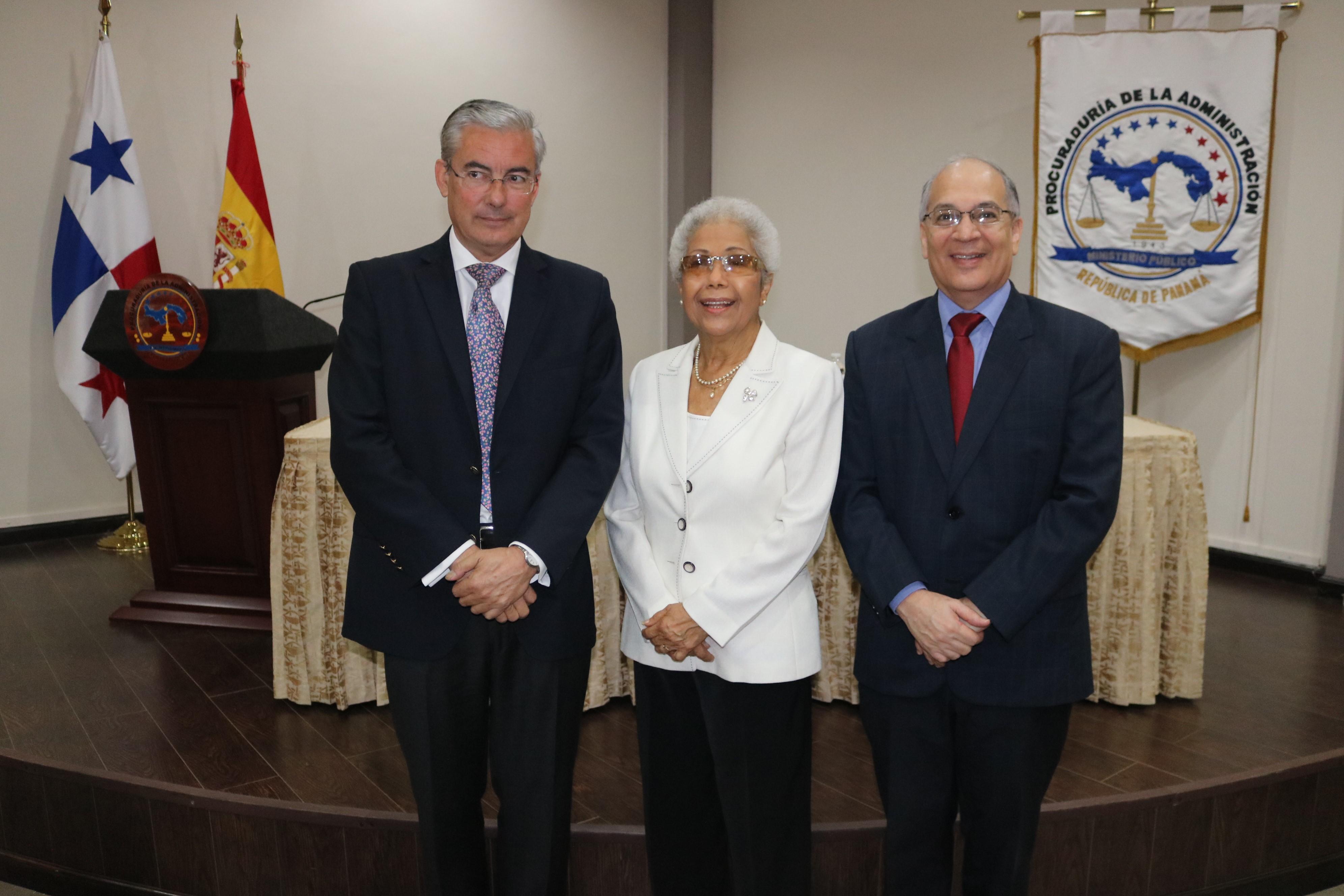 Jaime Rodriguez Arana Abrió El Curso Academico