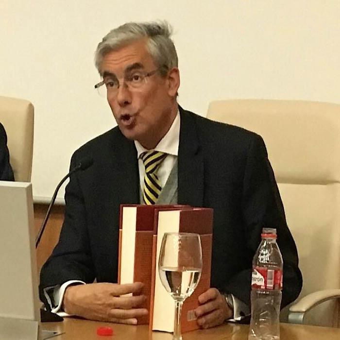 Rodríguez – Arana Y William Zambrano Presentan Libro Junto Al Ministro Del Interior Colombiano