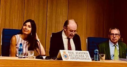 Almudena Fernandez Conferencia