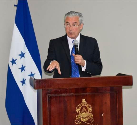 Conferencia Impartida Por D. Jaime Rodríguez Arana En Honduras