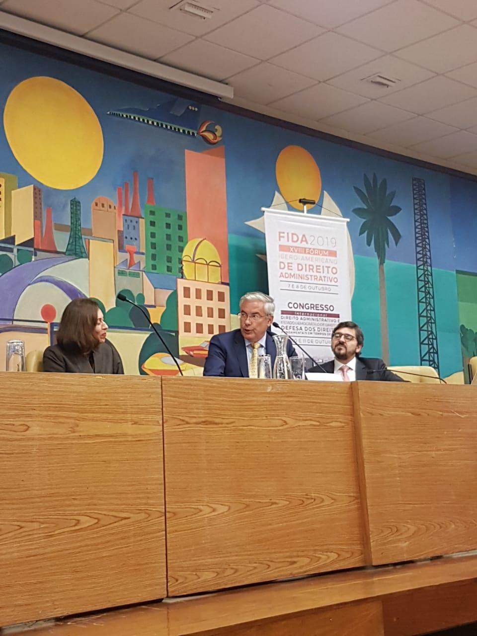 Celebración Del Foro Iberoamericano De Derecho Administrativo FIDA 2019