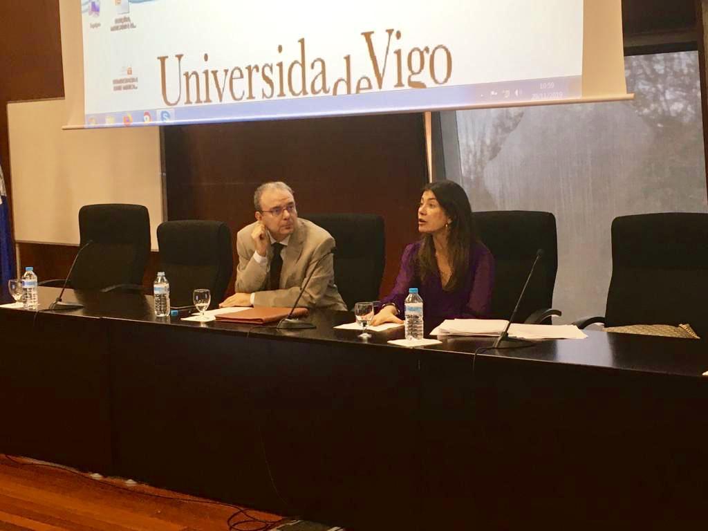 """Participación De La Dra. Almudena Fernández Carballal En La Jornada Internacional 2019 """"Ordem Jurídico De Mercado"""""""
