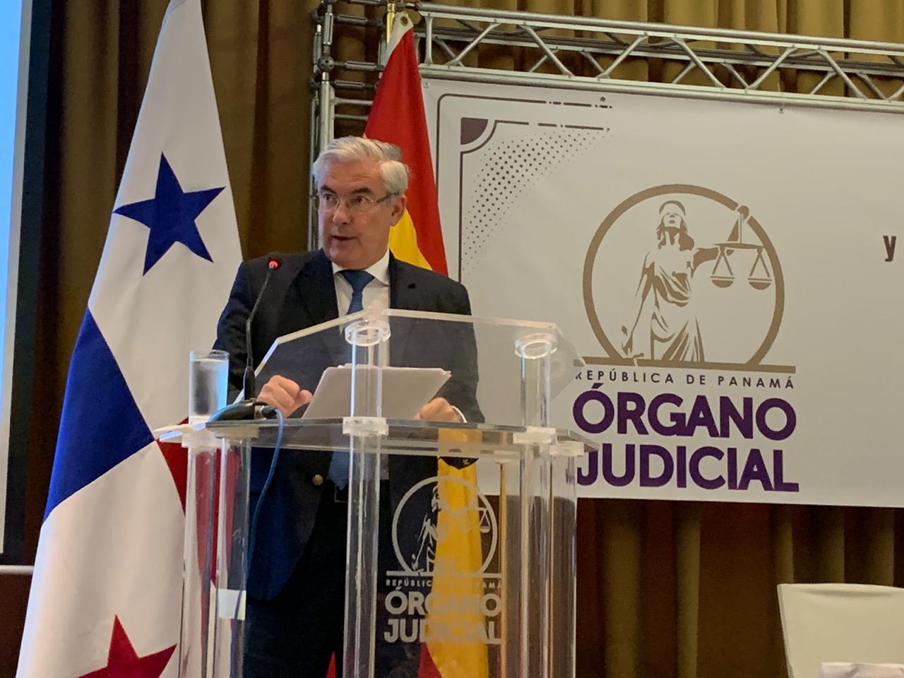 Conferencia Sobre Buena Administración Del Dr. Jaime Rodríguez-Arana En La Ceremonia De Clausura De La Rendición De Cuentas De La Corte Suprema De Panamá