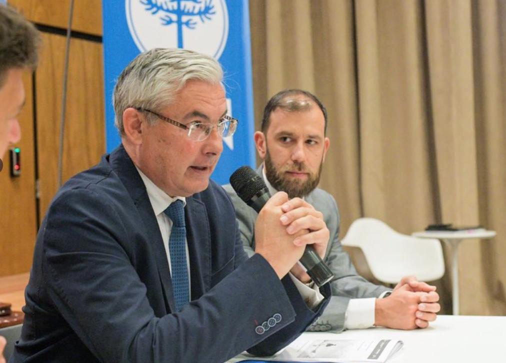 Conferencia Magistral Del Prof. Jaime Rodríguez-Arana En Asociación Argentina De Derecho Administrativo